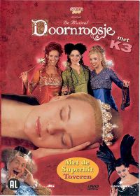Cover K3 - Doornroosje - De Musical [DVD]